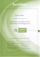 SuSE Linux Firewall